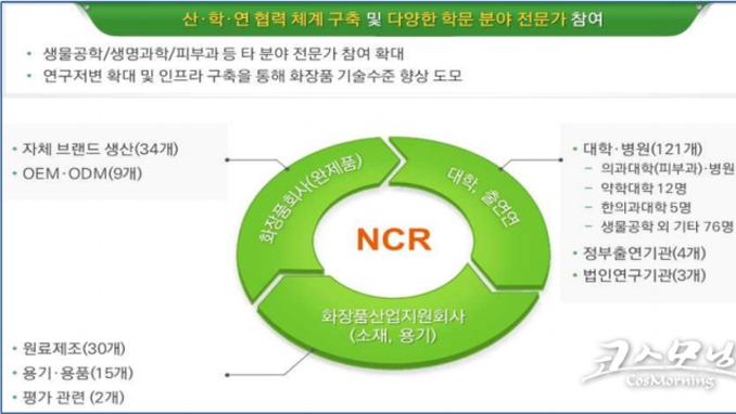글로벌코스메틱연구개발사업단 성과분석 ④ <끝>