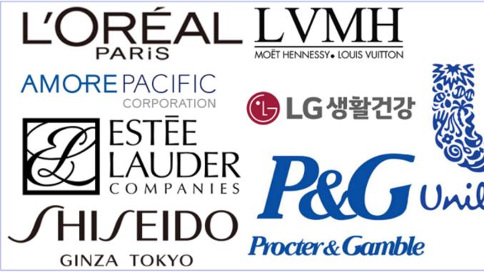 [단독] 세계 100대 화장품 기업 2019년 경영실적·브랜드·주요 경영활동 요약 <71위~100위>